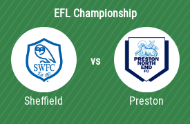 Sheffield Wednesday FC vs Preston North End FC