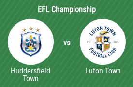 Huddersfield Town AFC vs Luton Town Football Club