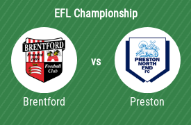 Brentford Football Club vs Preston North End FC