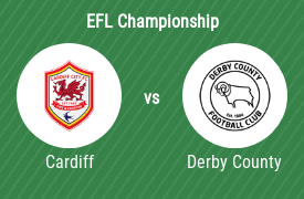 Cardiff City FC vs Derby County FC