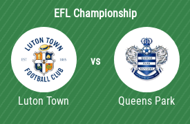 Luton Town Football Club vs Queens Park Rangers