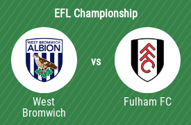 West Bromwich Albion FC vs Fulham Football Club