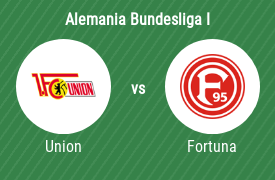 1. FC Union Berlin vs Fortuna Düsseldorf