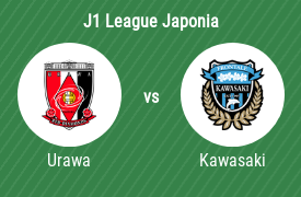 Urawa Red Diamonds vs Kawasaki Frontale