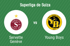 Servette Football Club Genève vs Berner Sport Club Young Boys