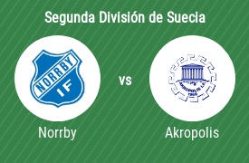 Norrby IF vs Akropolis IF