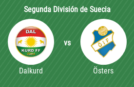 Dalkurd FF vs Östers IF