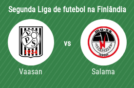 Vaasa PS vs Musan Salama