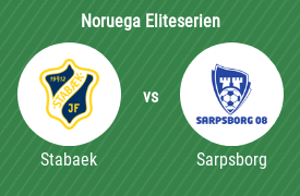 Stabaek IF vs Sarpsborg 08 FF