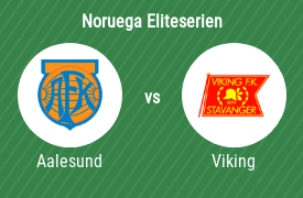 Aalesunds FK vs Viking Stavanger FK