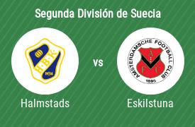 Halmstads Bollklubb vs AFC Eskilstuna