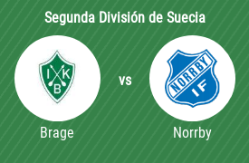 IK Brage vs Norrby IF