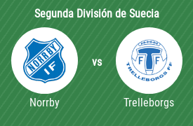 Norrby IF vs Trelleborgs FF