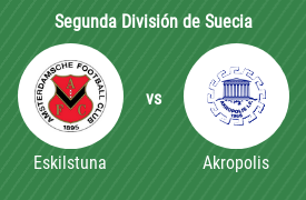 AFC Eskilstuna vs Akropolis IF