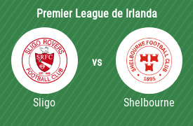 Sligo Rovers Football Club vs Shelbourne Dublin FC