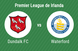 Dundalk Football Club vs Waterford Football Club