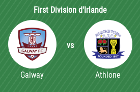 Galway FC vs Athlone Town