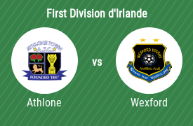 Athlone Town vs Wexford Youths