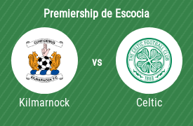 Kilmarnock Football Club vs Celtic Football Club