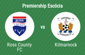 Ross County Football Club vs Kilmarnock Football Club