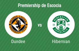Dundee United Football Club vs Hibernian FC
