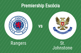 Rangers Football Club vs St. Johnstone Football Club