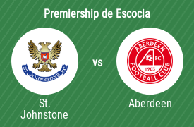 St. Johnstone Football Club vs Aberdeen Football Club