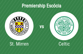 Saint Mirren Football Club vs Celtic Football Club