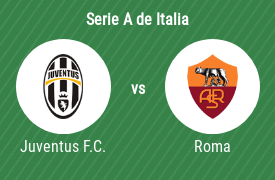 Juventus de Turín vs AS Roma