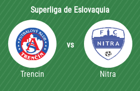 AS Trencin vs Football Club Nitra