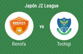 Renofa Yamaguchi FC vs Tochigi SC