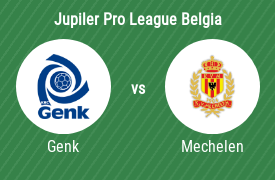 KRC Genk vs KV Mechelen