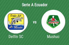 Delfín Sporting Club mot Mushuc Runa Sporting Club